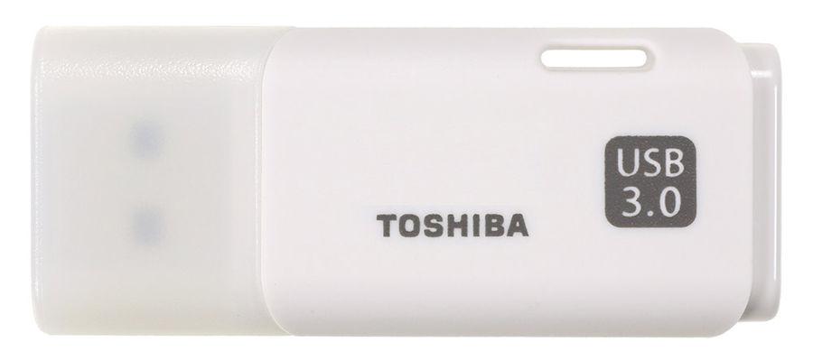 Флешка USB TOSHIBA Hayabusa U301 32Гб, USB3.0, белый [thn-u301w0320e4]