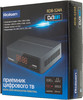 Ресивер DVB-T2 ROLSEN RDB-524A,  черный [1-rldb-rdb-524a] вид 8
