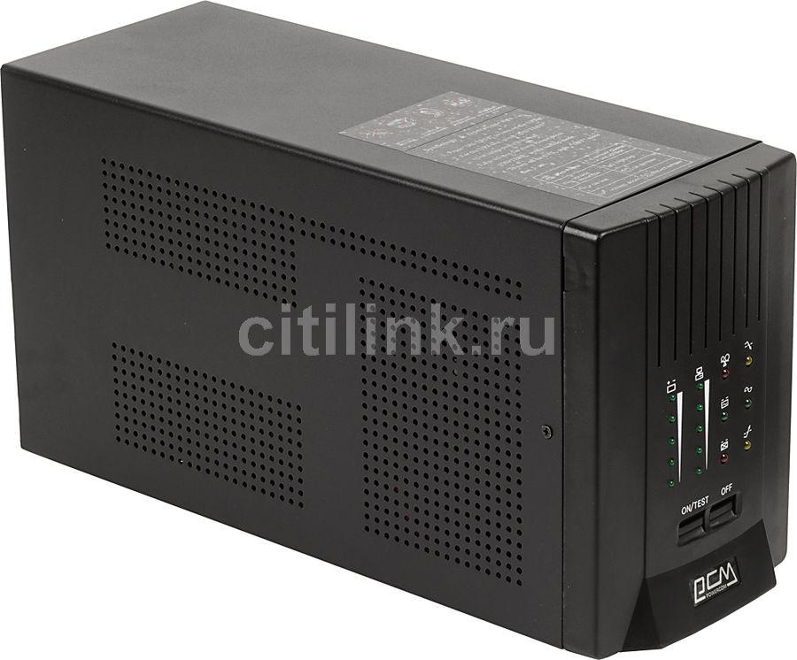 Источник бесперебойного питания POWERCOM Smart King Pro+ SPT-1500,  1500ВA