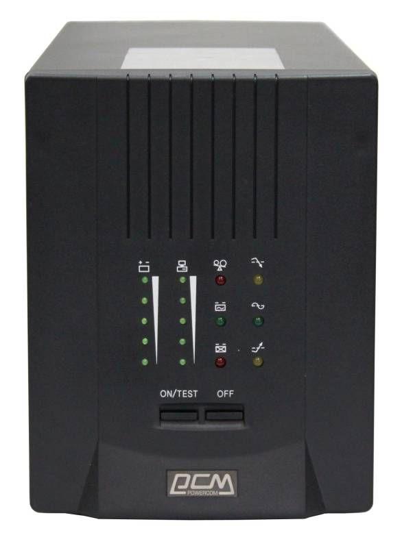 Источник бесперебойного питания POWERCOM Smart King Pro+ SPT-2000,  2000ВA