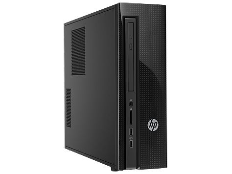 Компьютер  HP Slimline 450-003ur,  Intel  Core i5  4460T,  DDR3 4Гб, 500Гб,  Intel HD Graphics 4600,  DVD-RW,  CR,  Windows 8.1,  черный [m6z13ea]