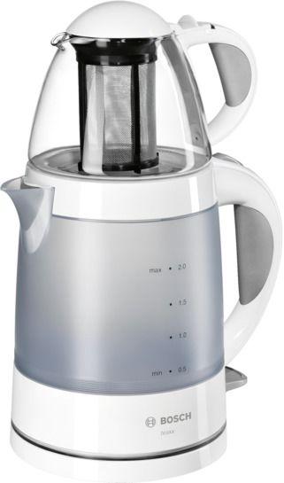 Чайный набор BOSCH TTA2201, 1785Вт, белый