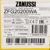 Микроволновая Печь Zanussi ZFG20200WA 19.6л. 700Вт белый вид 10