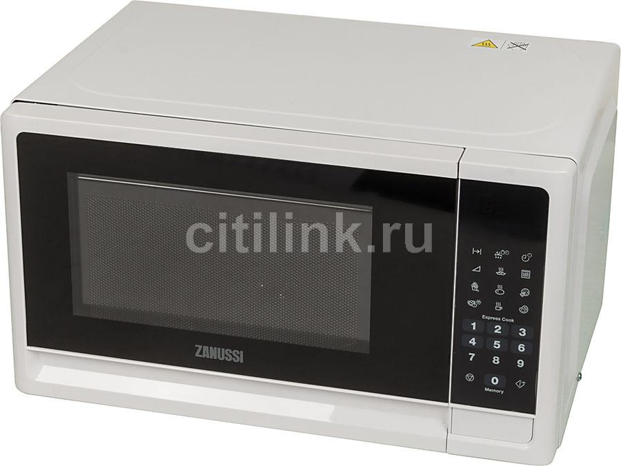 Микроволновая Печь Zanussi ZFG20200WA 19.6л. 700Вт белый