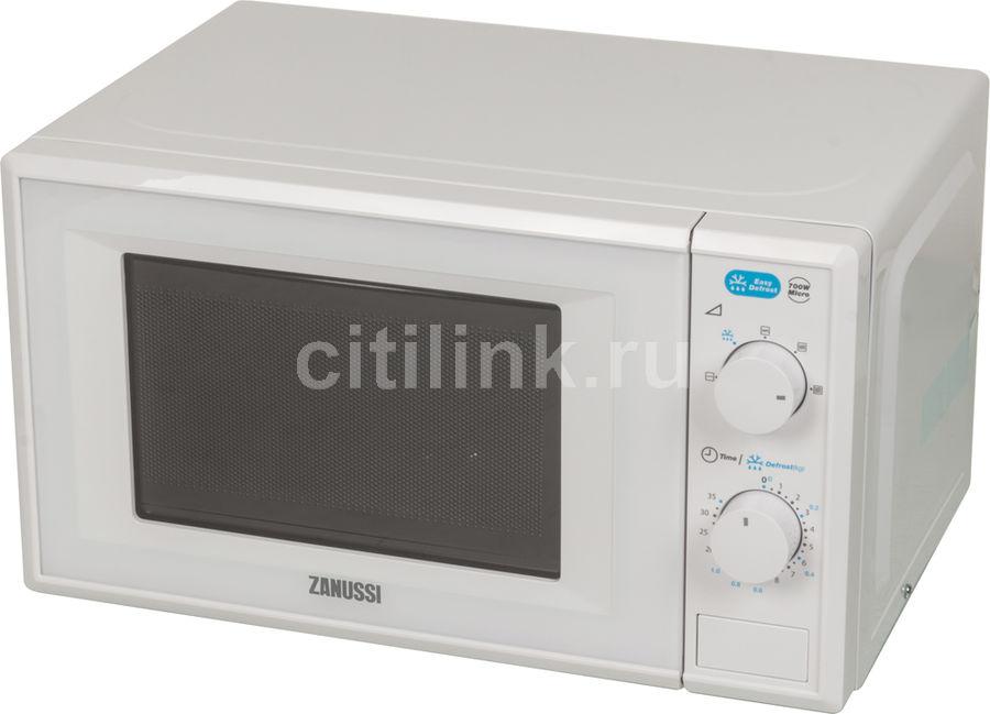 Микроволновая печь ZANUSSI ZFM20110WA, белый