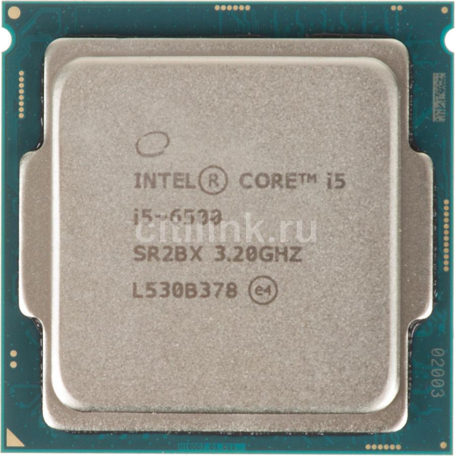 Процессор INTEL Core i5 6500, LGA 1151 * OEM [cm8066201920404s r2bx]