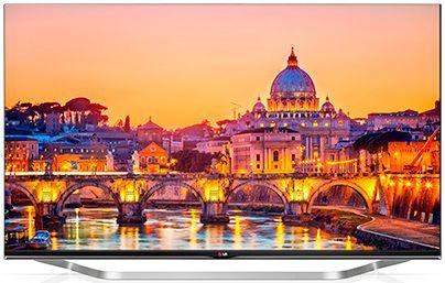 LED телевизор LG 42LB730V
