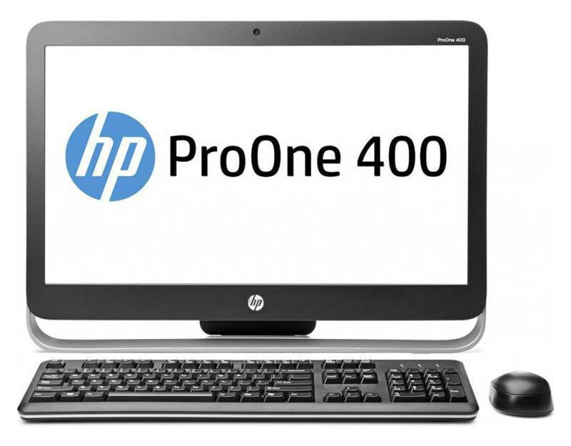 Моноблок HP ProOne 400 G1 19.5