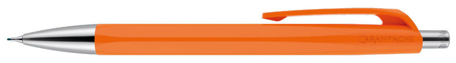 Карандаш механический Carandache Office INFINITE (884.030) оранжевый 0.7мм без упак.