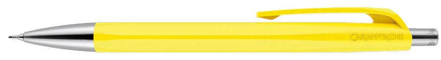 Карандаш механический Carandache Office INFINITE (884.240) Lemon Yellow 0.7мм без упак.