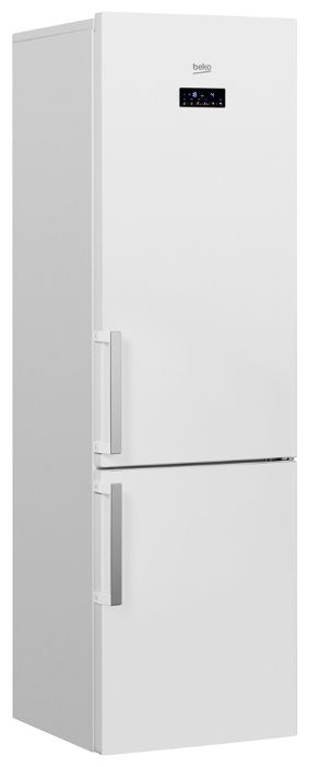 Холодильник BEKO RCNK320E21W,  двухкамерный,  белый