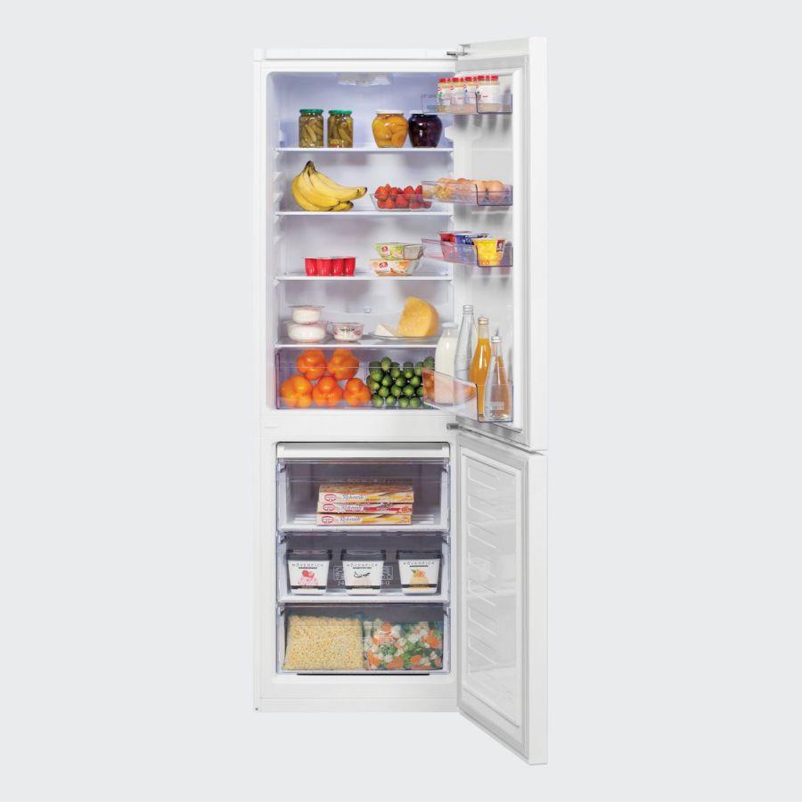 Холодильник BEKO RCSK340M20W,  двухкамерный,  белый