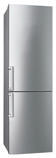 Холодильник BEKO RCSK380M21S,  двухкамерный,  серебристый