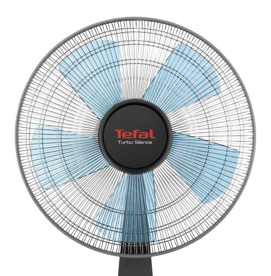 Вентилятор напольный FUSION Breeze-04 50 Вт бело-черный