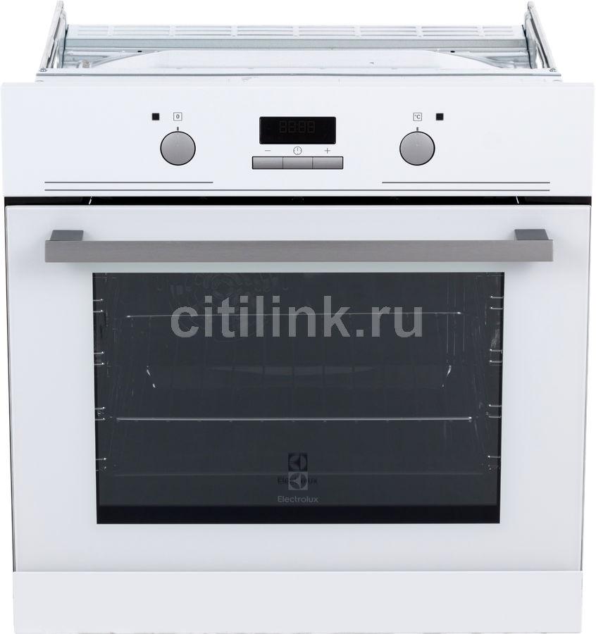Духовой шкаф ELECTROLUX EZB52410AW,  белый