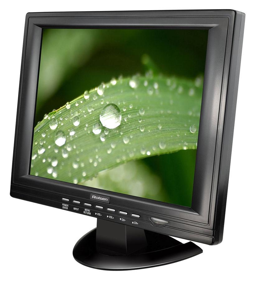 Автомобильный портативный телевизор ROLSEN RCL-1210Z,  12.1