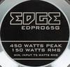 Колонки автомобильные EDGE EDPRO65G-E4,  среднечастотные,  450Вт вид 4