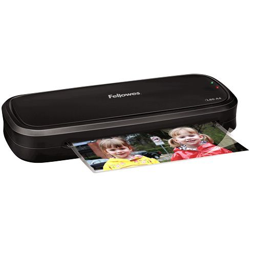 Ламинатор FELLOWES L80 [fs-57108] fellowes powershred 99ci black шредер