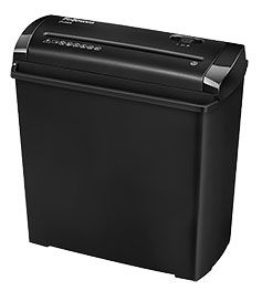 Уничтожитель бумаг FELLOWES PowerShred P-25S, уровень 1, P-1, 7мм [fs-47010] fellowes powershred 99ci black шредер