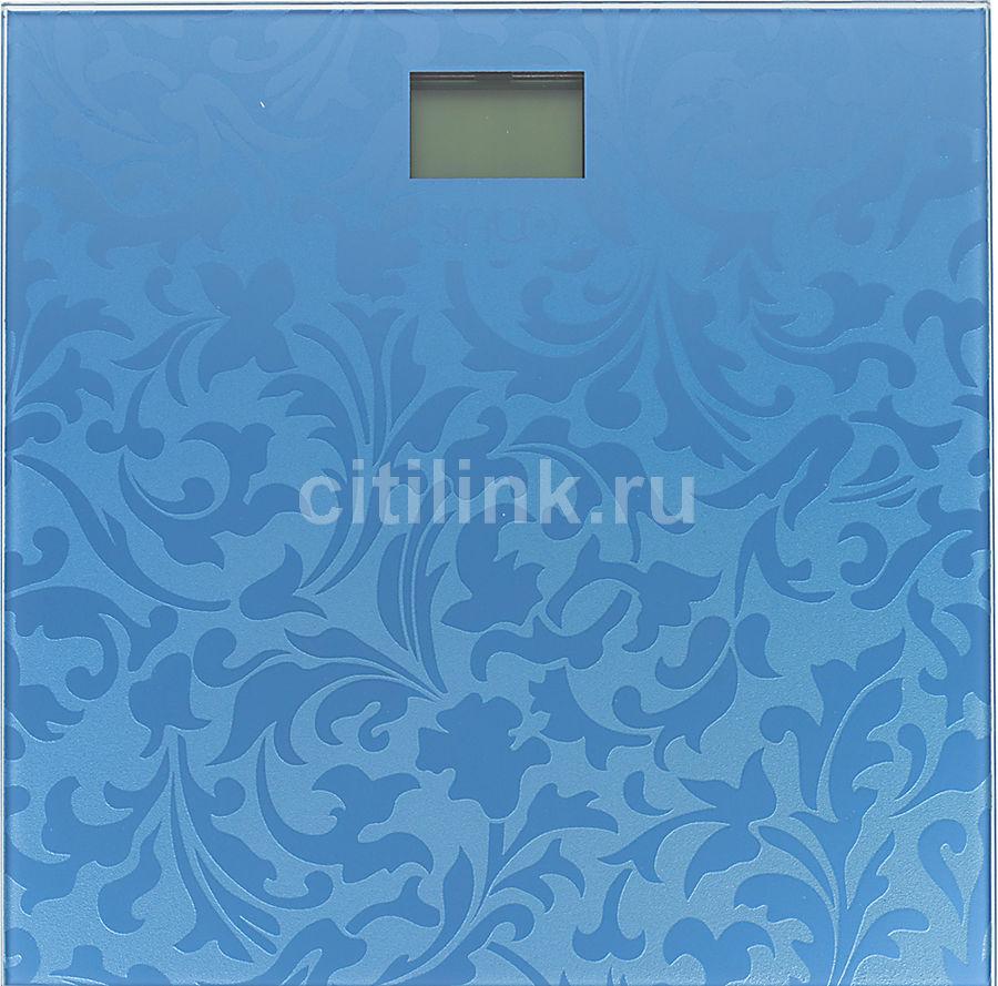 Весы SINBO SBS 4430, до 150кг, цвет: синий