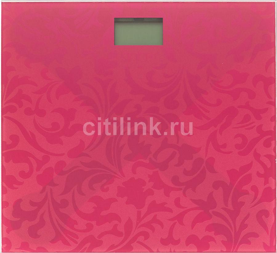 Напольные весы SINBO SBS 4430, до 150кг, цвет: красный