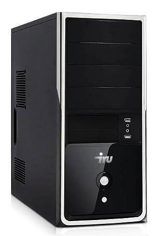 Компьютер  IRU City 319,  Intel  Core i3  4160,  DDR3 8Гб, 500Гб,  Intel HD Graphics,  Windows 8.1,  черный [315602]