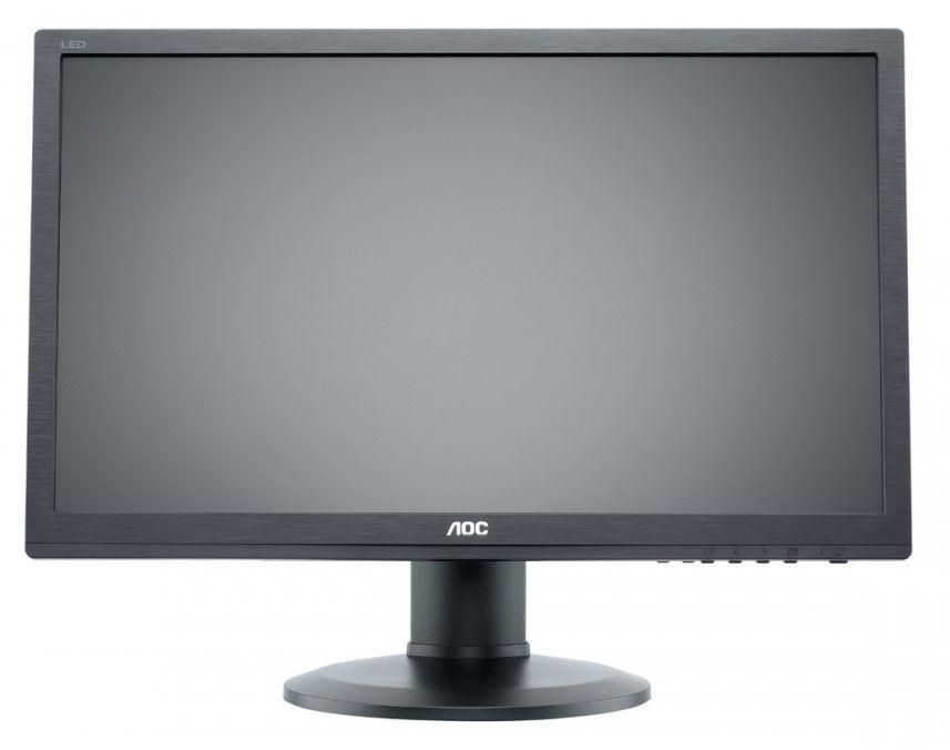 Монитор ЖК AOC Professional e2460Pq/bk 24