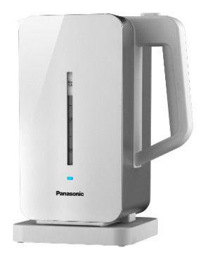 Чайник электрический PANASONIC NC-DK1WTQ, 3000Вт, белый