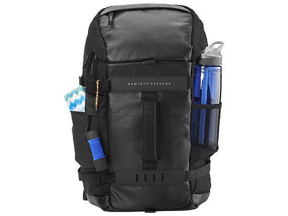 "Рюкзак 15.6"" HP L8J88AA, серый/черный"