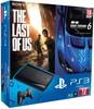 Игровая консоль SONY PlayStation 3 с играми Gran Turismo 6 и The Last of Us,  PS719888031, черный вид 1
