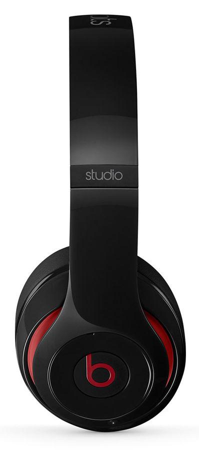 Наушники мониторы Beats Studio Wireless черный беспроводные bluetooth