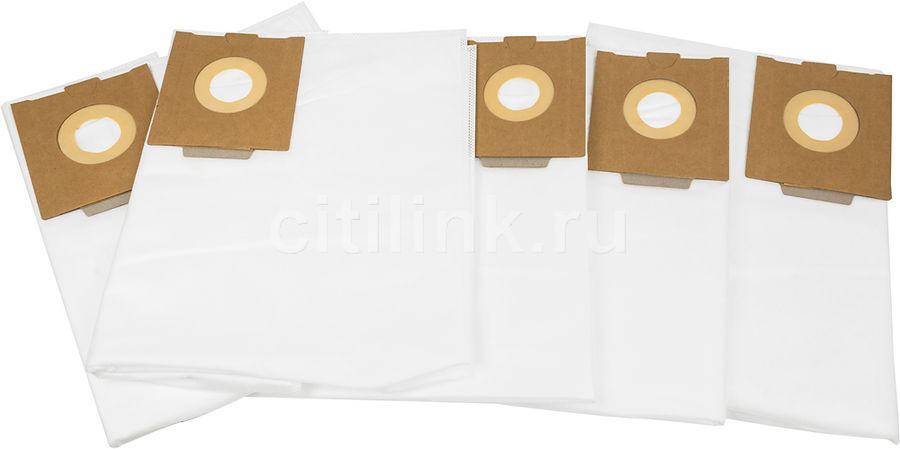 Пылесборники FILTERO FST 30 Pro,  трехслойные,  5 шт., для пылесосов FESTOOL