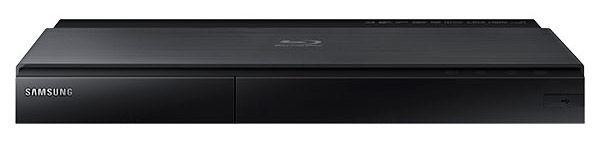 Плеер Blu-ray SAMSUNG BD-J7500/RU, серебристый