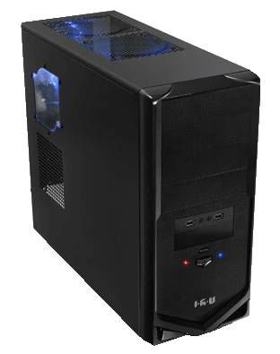 Компьютер  IRU Home 711,  Intel  Core i7  4790,  DDR3 16Гб, 1000Гб,  nVIDIA GeForce GTX 970 - 4096 Мб,  noOS,  черный [317186]