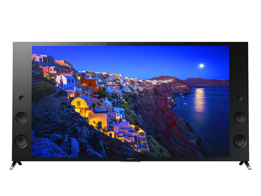 """LED телевизор SONY BRAVIA KD65X9305CBR2  65"""", 3D,  Ultra HD 4K (2160p),  черный"""