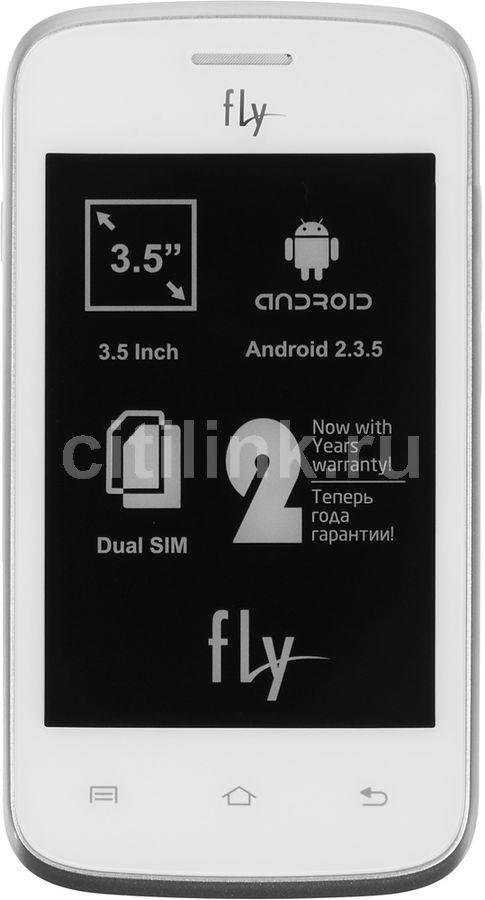 Смартфон FLY Era Nano 2 IQ239  белый