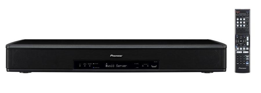 Звуковая панель Pioneer SBX-B70 2.0 черный