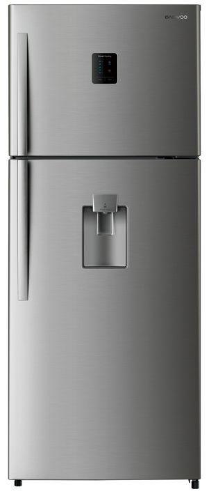 Холодильник DAEWOO FGK51EFG,  двухкамерный,  серебристый