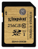 Карта памяти SDXC UHS-I KINGSTON 256 ГБ