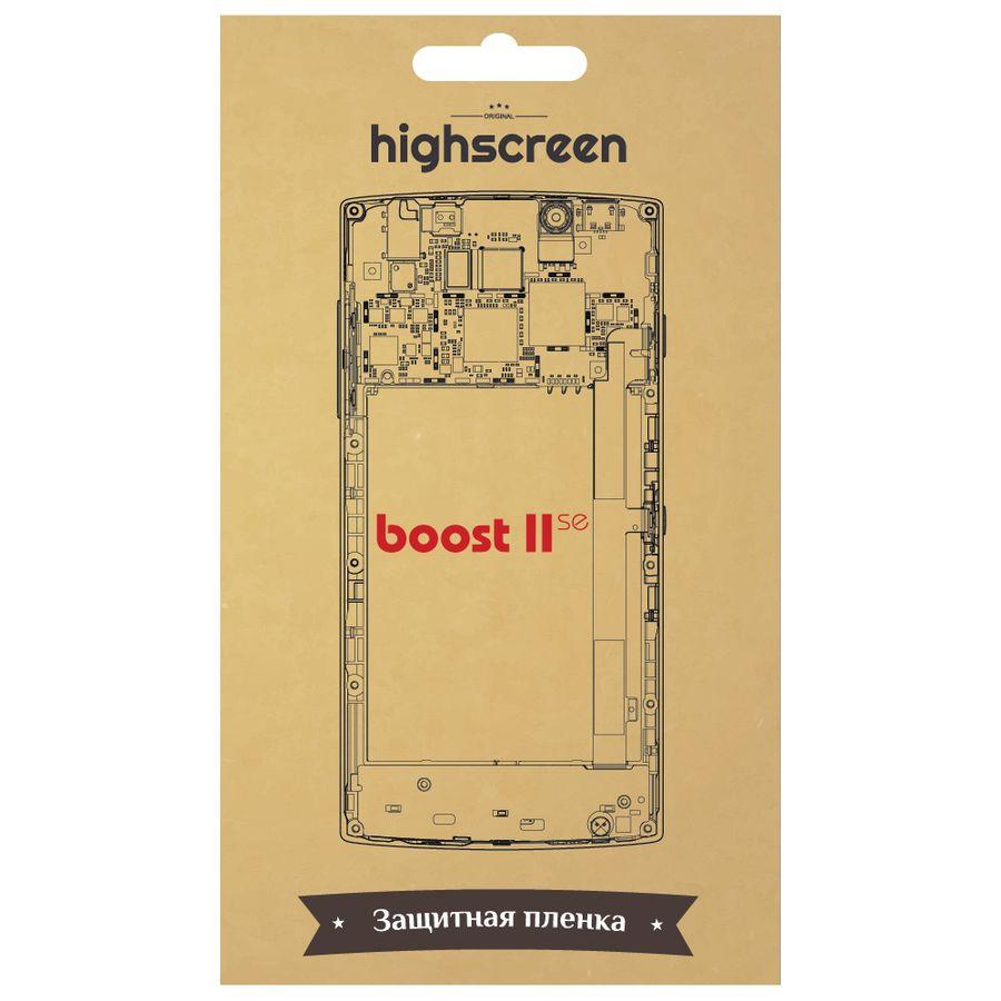 Защитная пленка HIGHSCREEN для Highscreen Boost 2/Boost 2 SE,  матовая, 1 шт [21519]