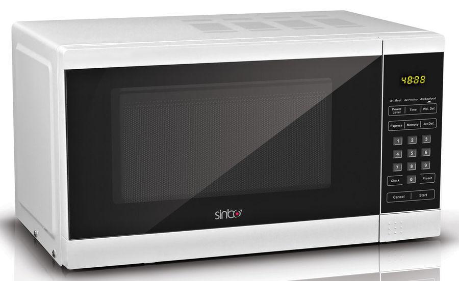 Микроволновая печь SINBO SMO 3659, белый
