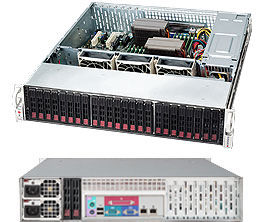 Корпус SuperMicro CSE-216BE2C-R920LPB 2x920W черный