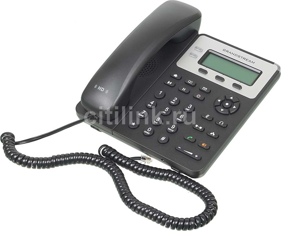 IP телефон GRANDSTREAM GXP-1625
