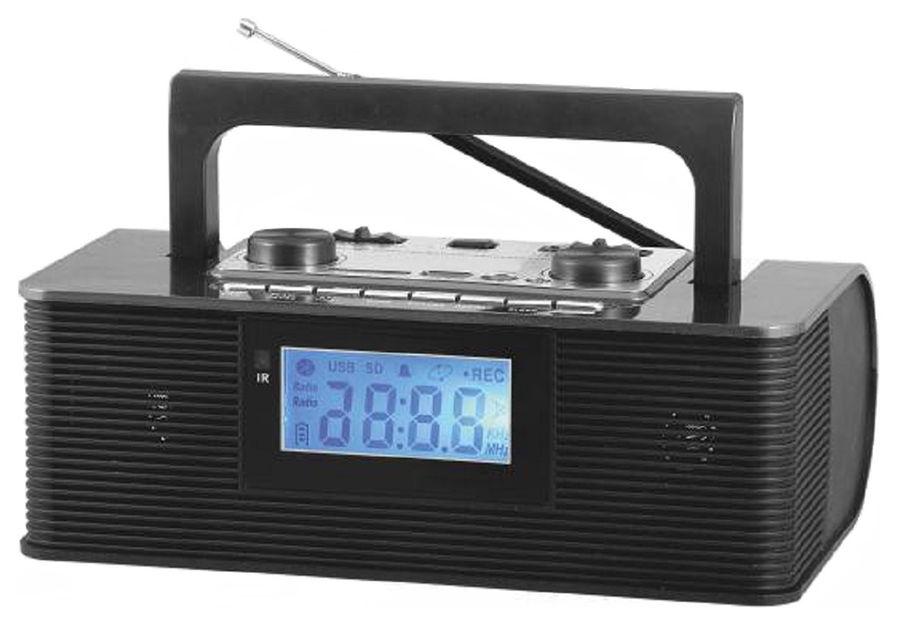 Радиоприемник СИГНАЛ БЗРП РП-315,  черный