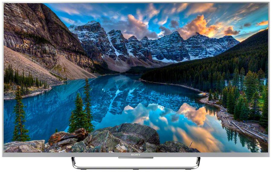 LED телевизор SONY KDL55W807CSR2  55