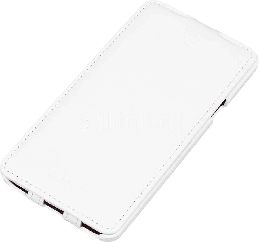 Чехол (флип-кейс) ARMOR-X flip full, для Samsung Galaxy A7, белый