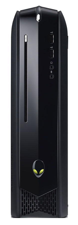 Компьютер  DELL Alienware X51,  Intel  Core i3  4150,  DDR3 8Гб, 1000Гб,  nVIDIA GeForce GTX 745 - 4096 Мб,  DVD-RW,  Windows 8.1,  черный [r2-8105]