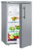 Холодильник LIEBHERR Tsl 1414,  однокамерный, серебристый вид 3