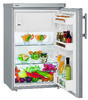 Холодильник LIEBHERR Tsl 1414,  однокамерный,  серебристый вид 4