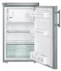 Холодильник LIEBHERR Tsl 1414,  однокамерный,  серебристый вид 5